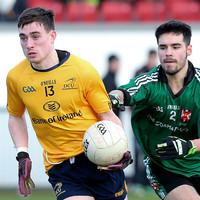 Sharpshooting Éanna Ó Conchuir fires 14-man DCU past tough DkIT and into Sigerson quarters