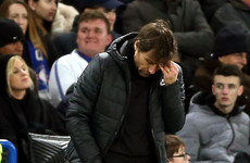 Trouble at Chelsea as they're well beaten at home by Bournemouth