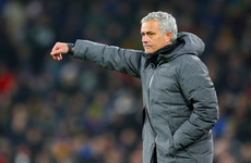 Mourinho laments 'ridiculous' start as Spurs stun United