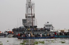 31 dead, dozens missing in Bangladesh ferry crash