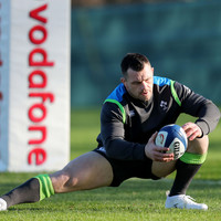 Cian Healy freshly 'flogged' in body and mind