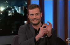 Jamie Dornan had to explain what 'wee' means in Northern Ireland to Jimmy Kimmel