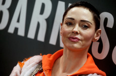 Rose McGowan told ABC News that she 'does not like' Alyssa Milano or her participation in Time's Up