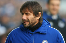 Conte eager for return to national job says Italian football federation boss
