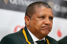 Embattled Coetzee given the shove from South Africa job