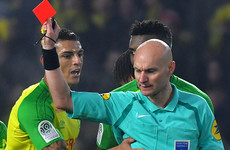 French referee slapped with three-month ban after kicking player and sending him off