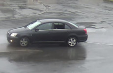 Did you see the car believed to be used in Derek Coakley Hutch's murder?