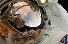 Long missions in space may damage eyesight