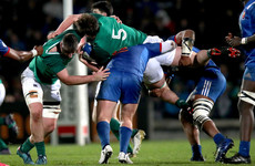 Second-half fightback sees Ireland come close but they begin with defeat in Bordeaux