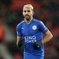 Mahrez told to 'clear his head' after being omitted from Foxes squad