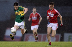 Ó Beaglaoich makes immediate return from club duty as Kerry stick with young guns