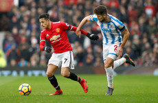As it happened: Man United vs Huddersfield, Premier League