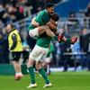 Stunning Johnny Sexton drop-goal steals Paris win for Schmidt's Ireland