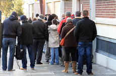 Almost one in six Irish households is jobless
