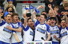 'I'd two sons playing, but they're all like my family' - savouring All-Ireland junior success