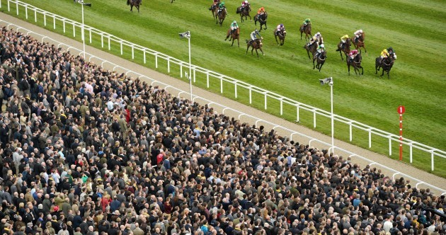 In pictures: And they're off at the 2012 Cheltenham Festival...