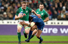 Van der Flier to miss Italy clash as Schmidt hails Ireland's bench impact