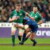 Van der Flier to miss Italy clash as Schmidt hails Ireland's bench impact