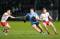 14-man Dublin come from behind to see off Tyrone and maintain strong league start