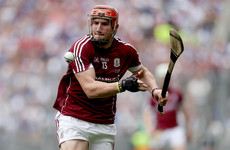 Two first-half Conor Whelan goals help All-Ireland champions Galway past brave Laois