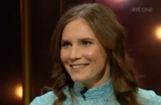 Amanda Knox sang a bit of Come Out Ye Black And Tans on The Ray D'Arcy Show for some reason
