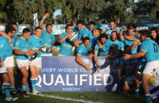 Ex-Munster prop Sagario helps Uruguay to qualify for 2019 World Cup