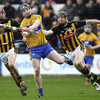 Reidy and O'Donnell goals fire Clare to first Nowlan Park victory in 13 years