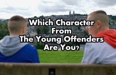 Which Character From The Young Offenders Are You?
