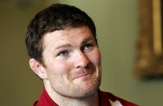 Going nowhere: Donnacha Ryan pens new contract with Munster
