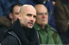 Sometimes Manchester City play s*** and get praise - Guardiola