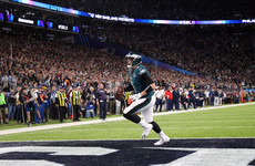 Eagles soar to Super Bowl as Patriots and Brady upset