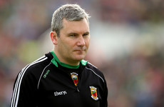 'I can't see myself ever coaching a different county outside Mayo'