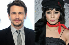 "Vanessa Hudgens says James Franco was ""very respectful"" during filming for Spring Breakers"