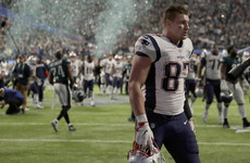 Rob Gronkowski hints at retirement following Super Bowl defeat