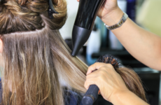 A Dublin hair salon is offering free blow dries to women availing of smear tests