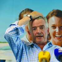 Ryanair's Q3 profits up by 12%, but O'Leary warns that 2018 will be a 'bumpy year'