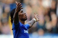 Champions League progression 'difficult but possible' - Drogba