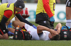 England scrum-half Ben Youngs ruled out for the rest of the Six Nations