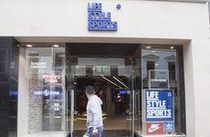 Sales at Life Style Sports have surpassed the €100 million mark