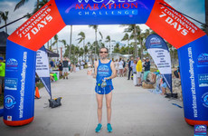 Galway man wins seven marathons across seven different continents in seven days