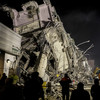 Taiwan hotel collapses after 6.4-magnitude quake