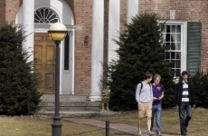 'Hazing' at Ivy League college involved pledges eating vomit, says senior