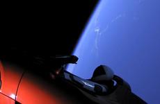 World's most powerful rocket blasts towards Mars - with Elon Musk's roadster onboard