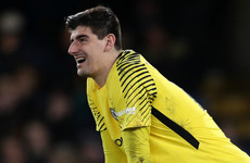 'My heart is in Madrid' — Chelsea keeper Courtois