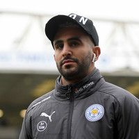 Riyad Mahrez reportedly absent from training since failing to force through Man City move last month