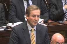 Kenny deflects Dáil questions on talks over Anglo promissory note