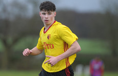 16-year-old Irish striker bags hat-trick for Watford in epic comeback