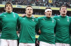 O'Callaghan backing another 'special day' at Twickenham