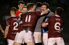 14-man NUIG advance to Sigerson Cup semi-finals after shock victory over UCC