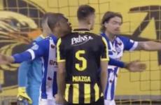 Chelsea loanee fined for grabbing opponent's groin